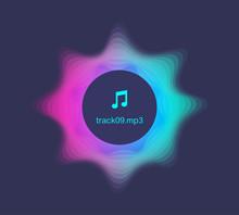 Sound Circle Wave,  Progress B...