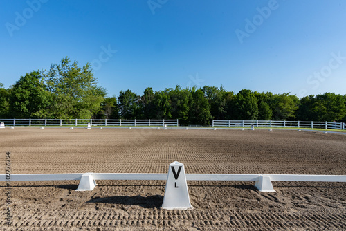 Photo Horse Arena Indoor/Outdoor