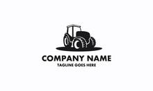 Tractor Vector Royalty Logo De...
