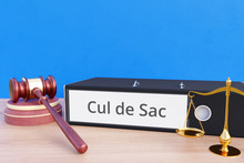 Cul De Sac – Folder With Lab...