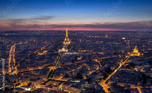 Paris Eiffel Slika na platnu