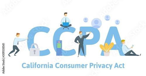 Fotografía  CCPA, California Consumer Privacy Act