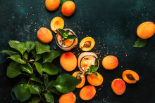 Healthy Apricot Smoothies In G...