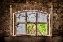 Stable Window With Broken Windows