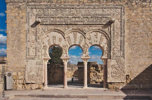 Medina Azahara Fototapet