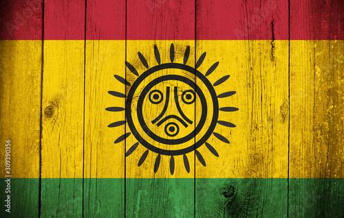 Obraz na płótnie Taino Flag