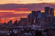 Vivid City Sunrise