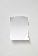 Blank White Paper With Copy Sp...