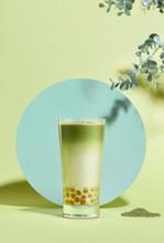 Milk Bubble Tea.