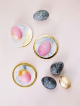 Stylish Easter Eggs