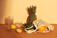 Vitamin C Fruits.