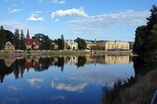 Klarälven Bei Karlstad In Schweden