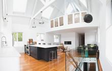 Clean, Modern Design Kitchen A...