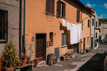 Classical Italian Street With ...