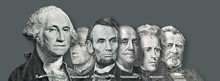 US Currency - Presidents And F...