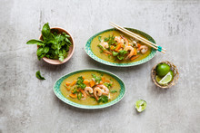 Shrimp And Butternut Squash Curry