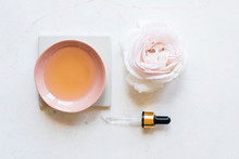 Rose And Plant Extracts Aromatherapy Oil