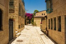 Jerusalem Old City Empty Stree...