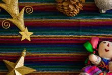 Fondo Folclor Mejicano Navide�...