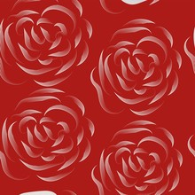Decorative Element Traditional Damask Pattern. Vector Ep 10.