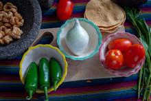 Ingredientes Para Salsa Picant...
