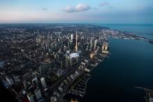 Aerial Toronto