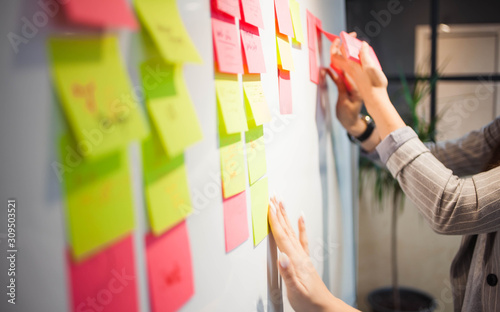 Photo project management, agile methodology