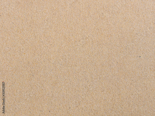Obraz Brown paper texture background or paper box for packing. - fototapety do salonu