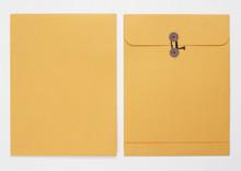 Folder On White Background