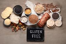 Various Gluten Free Foods