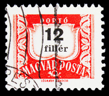 Postage Due, Numbers Serie, Ci...