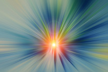 Abstract Blurry Background Of ...