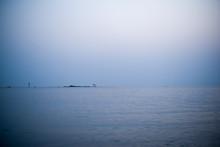 淡い時間海
