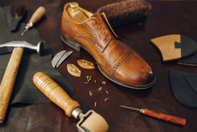 Shoemaker Occupation, Footwear...