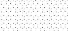 Pet Paw Print Seamless Pattern...