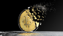 Disintegration Of A BTC Bitcoi...