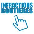 Logo infractions routières.