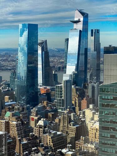 Canvas Print Hudson Yards - New York City