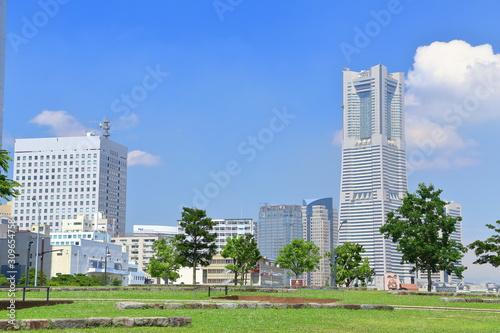 Photo City, AEON Cinema Minatomirai, Skyscraper