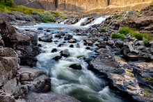 The Wild Palouse River Flows B...