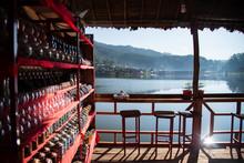 Lee Wine Rak Thai,Ban Rak Thai A Chinese Settlement, Mae Hong Son, Thailand.