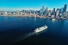 Ferries In Seattle