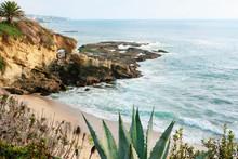 California Pacific Ocean View.