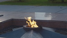 Eternal Flame Monument To The ...