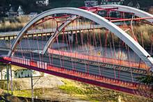 Viaduct In Village Rytro, Pola...