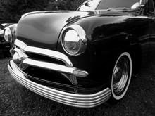 Vintage Automobile - 50's Merc...
