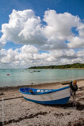 Fotografie, Obraz barque et nuages