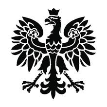 Eagle Polish Sign Poland Vector
