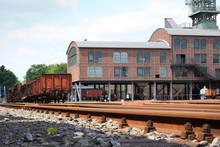 Old Cargo Railway Station