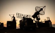 Satellite Dishes Or Radio Ante...
